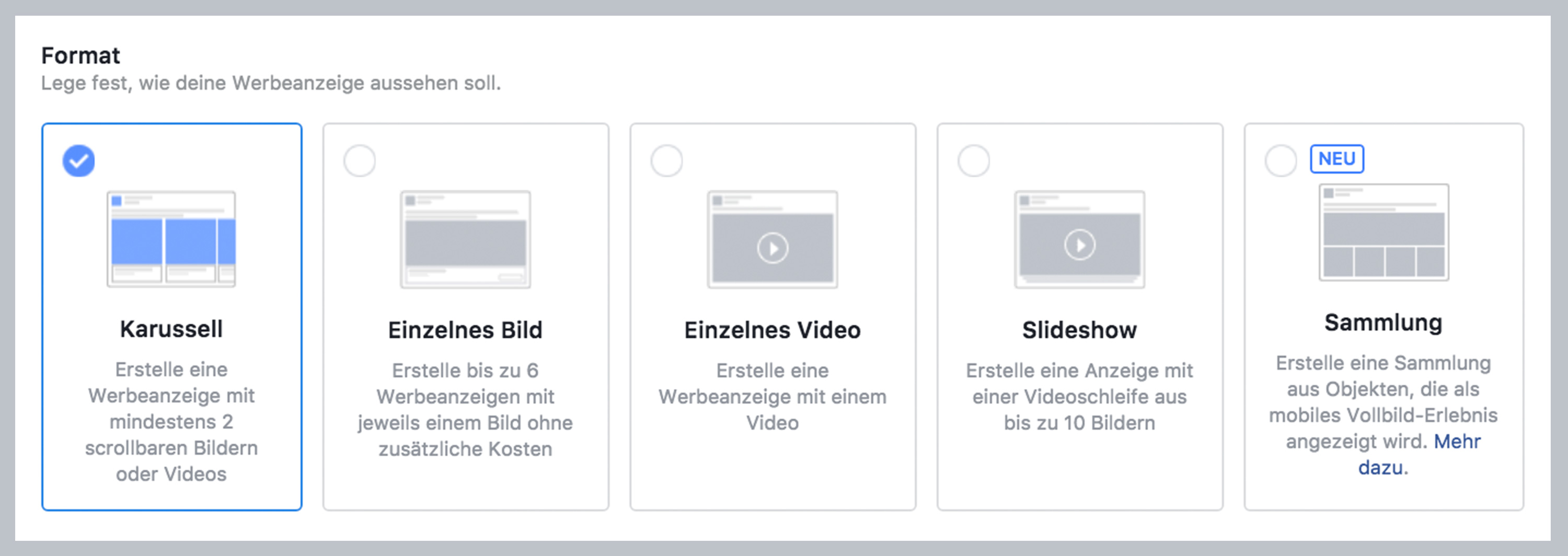 Facebook Video ausgereift